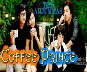 coffee prince konusu