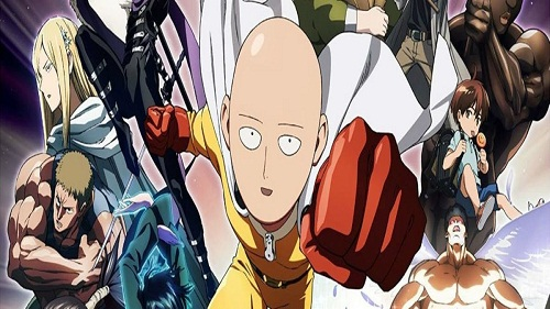 one punch man 2.sezon
