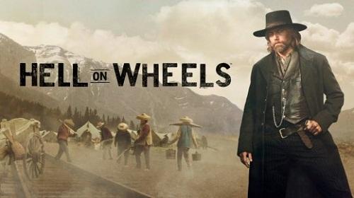 hell on wheels - tarihi dizi önerileri -