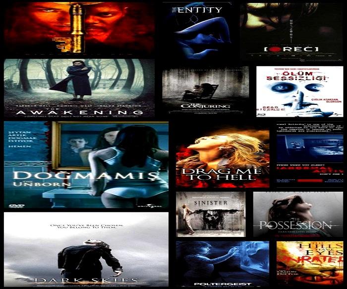 En iyi korku filmleri öneri listesi
