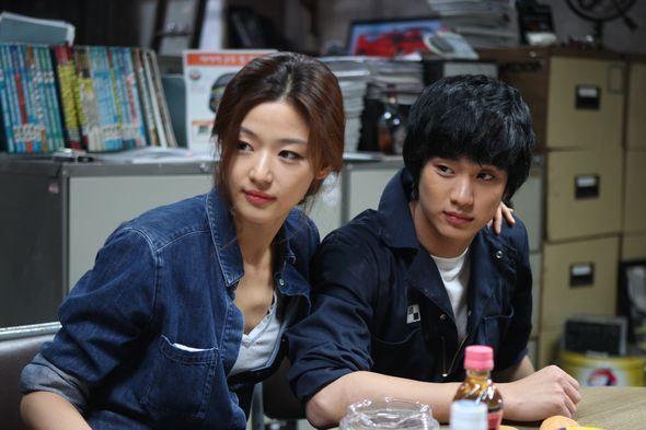 Jun Ji Hyun the thieves