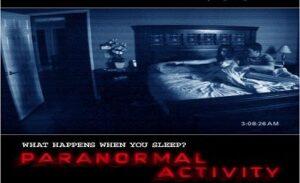 Paranormal Activity ( en iyi korku filmleri)