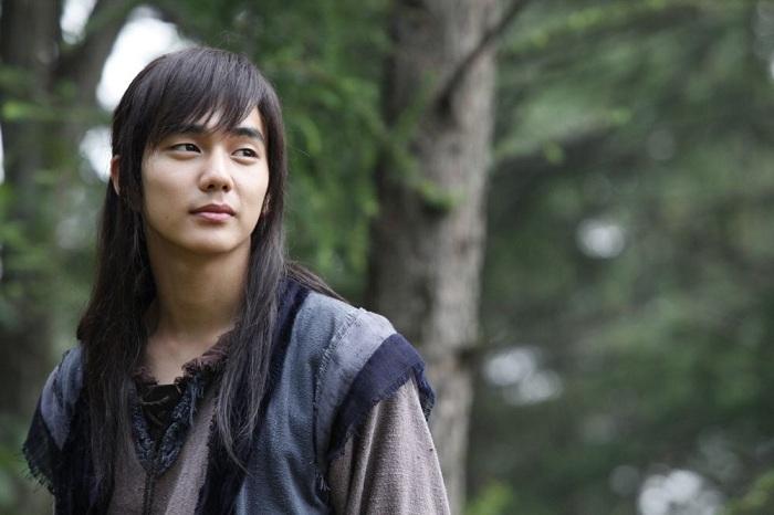 Yoo Seung Ho Warrior Baek Dong-soo
