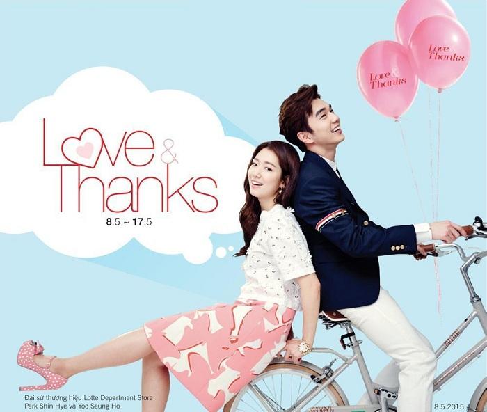 Yoo Seung Ho ve Park Shin Hye