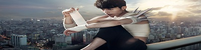 Blade Man (2014) (Joo Hong Bin)