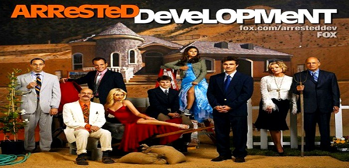Arrested Development - en güzel komedi dizileri
