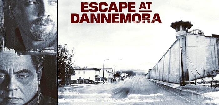 Escape at Dannemora- hapishaneden kaçış dizileri