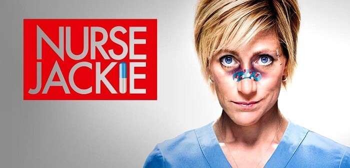 Nurse Jackie - en iyi komedi dizileri