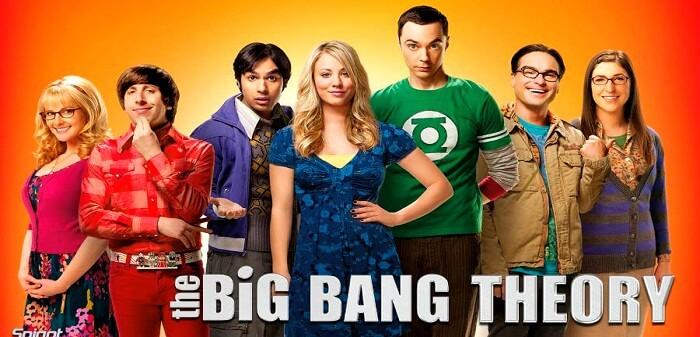 The Big Bang Theory - komedi dizi önerileri