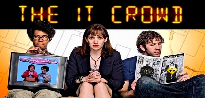 The IT Crowd - komedi dizi sıralaması
