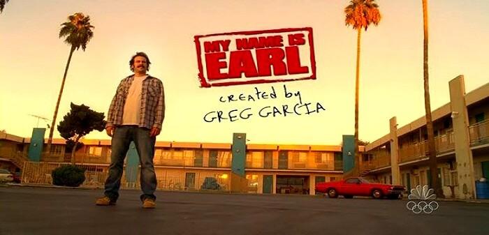 my name is earl - en iyi komedi dizileri