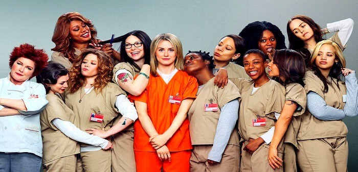 orange is the new black - en güzel komedi