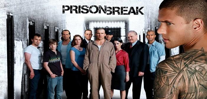 prison break - hapishane dizileri
