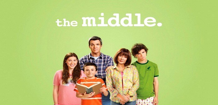 the middle - komedi dizi önerisi