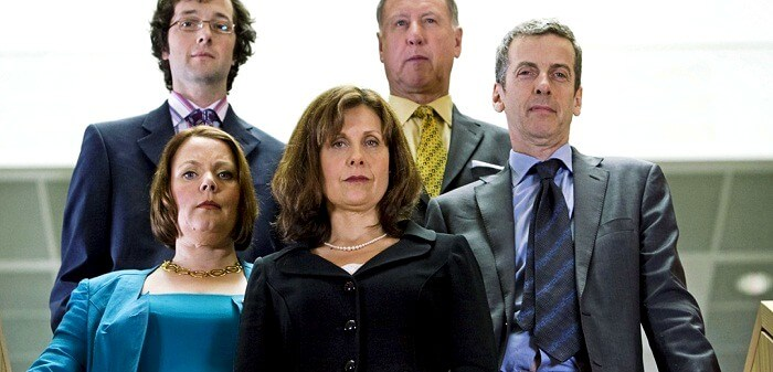 the thick of it - yabancı komedi diziler
