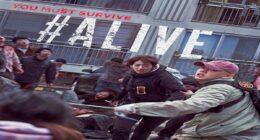 Alive (2020) Film Konusu | Kore Zombi Gerilim
