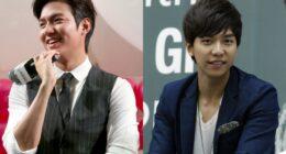 Lee Min Ho ve Lee Seung Gi YouTube'da yakında işbirliği yapacak