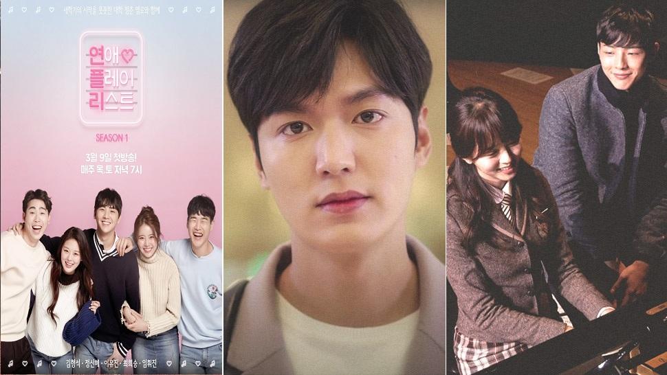 Mini Dizi Tadında 6 Romantik Kore Web Dizisi