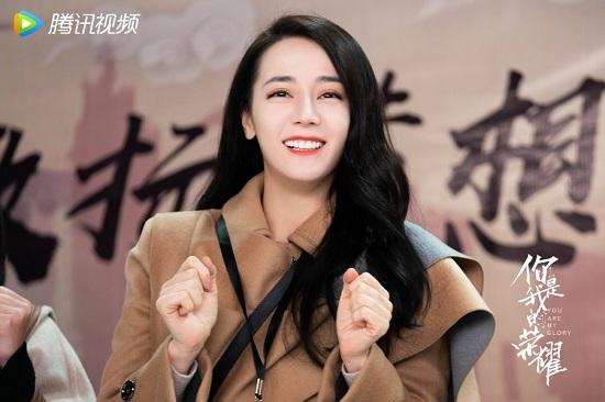 Dilraba Dilmurat (Qiao Jing Jing)