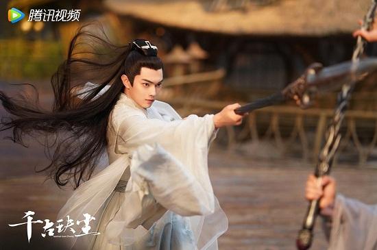 Xu Kai (Bai Jue - Qing Mu - Bo Xuan)