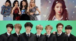 BTS, BLACKPINK, IU ve Daha Fazlası: Yıldız Marka İtibar Sıralaması