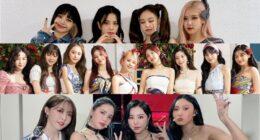 BLACKPINK, TWICE, MAMAMOO ve Daha Fazlası: Tüm Zamanların En İyi K-pop Kız Grupları