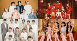BTS, TWICE, SEVENTEEN ve Daha Fazlası: Hanteo Global, 2018-2021 Fiziksel ve Dijital Albüm Listesinde İlk 10'u Açıkladı