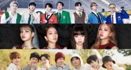 Blackpink, BTS, ENHYPEN ve Daha Fazlası: Eylül Ayında Gaon Sertifikası Alan K-Pop Grupları