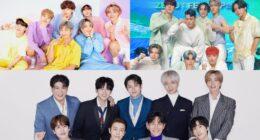Super Junior, BTS ve ATEEZ: 2021 The Fact Müzik Ödüllerinin İlk Tur Oylaması Sonuçlandı