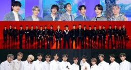 BTS, NCT, SEVENTEEN ve Daha Fazlası: Ekim Ayı Erkek Grubu Marka İtibar Sıralaması