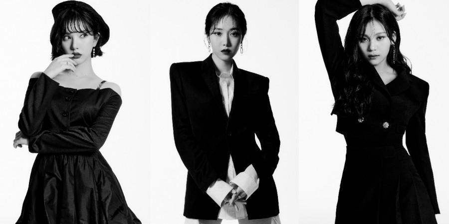Eunha, SinB ve Umji İlk Görsel Filmde Grup Adını 'VIVIZ' Olarak Açıkladı