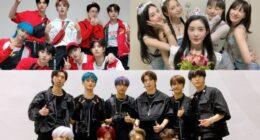 Gaon Chart, Yeni Milyon ve Platin Albüm Sertifikalarına Sahip K-pop Gruplarını Açıkladı