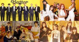 EXO, MAMAMOO, Red Velvet ve Daha Fazlası: MelOn Tarihinde En Eşsiz Dinleyicilere Sahip En İyi 10 K-pop Grubu