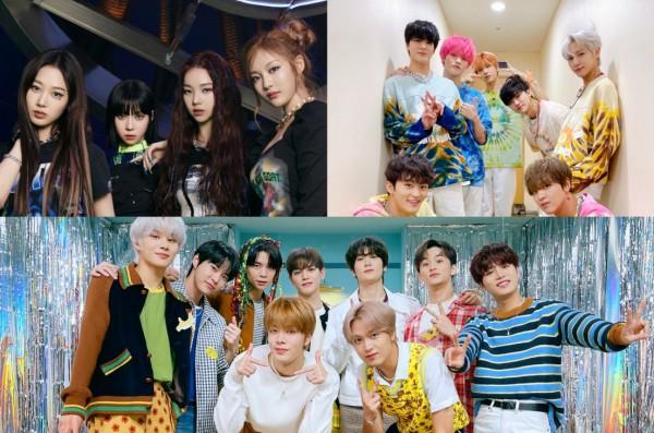 NCT Dream, NCT 127 ve Aespa, U+ Idol Live'da Canlı Performans Verecek