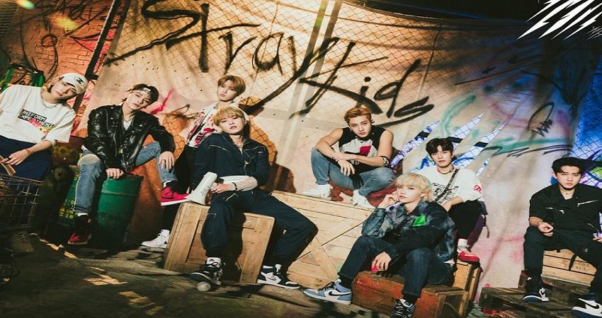 Stray Kids TV Asahi Music Station
