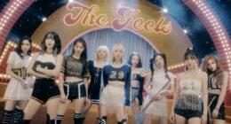 TWICE, 'The Feels' ile Birleşik Krallık'ın Resmi Single Listesine İlk kez Çıktı