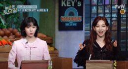 Aespa Karina ve Winter, SHINee Key ve Girls' Generation Taeyeon Hakkında Konuştu