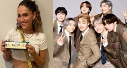 'Butter' Bestecisi Jenna Andrews, BTS Üyeleri Arasında Hangi Vokali Sevdiğini Açıkladı